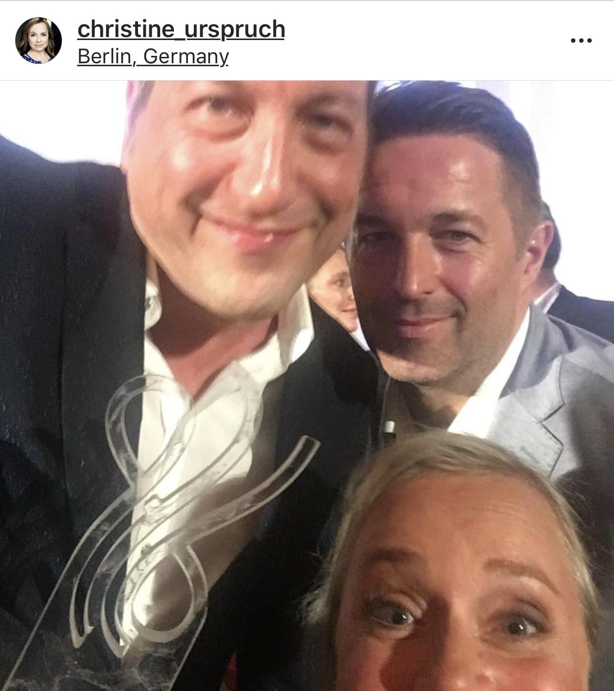Torsten Lenkeit, Oliver Vogel, ChrisTine Urspruch