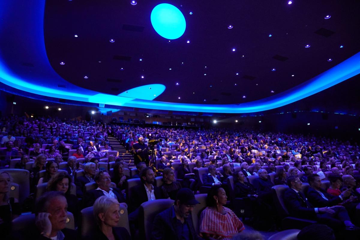 Blick ins Publikum © Deutscher Schauspielpreis