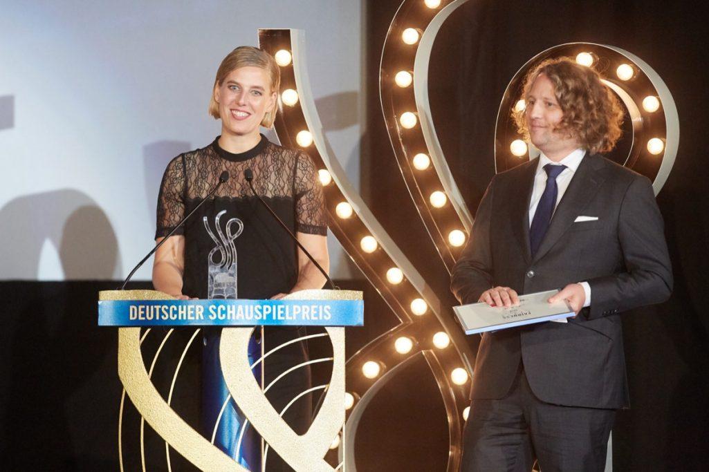 Jurymitglied Stephanie Maile © Deutscher Schauspielpreis