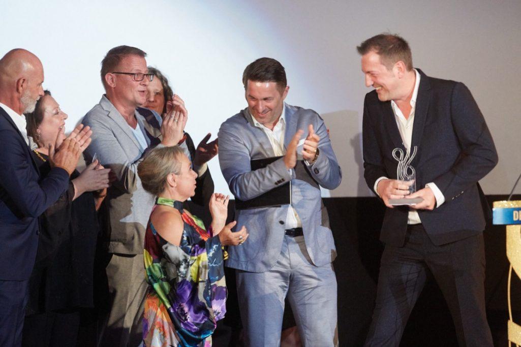 Team der TV Serie © Deutscher Schauspielpreis